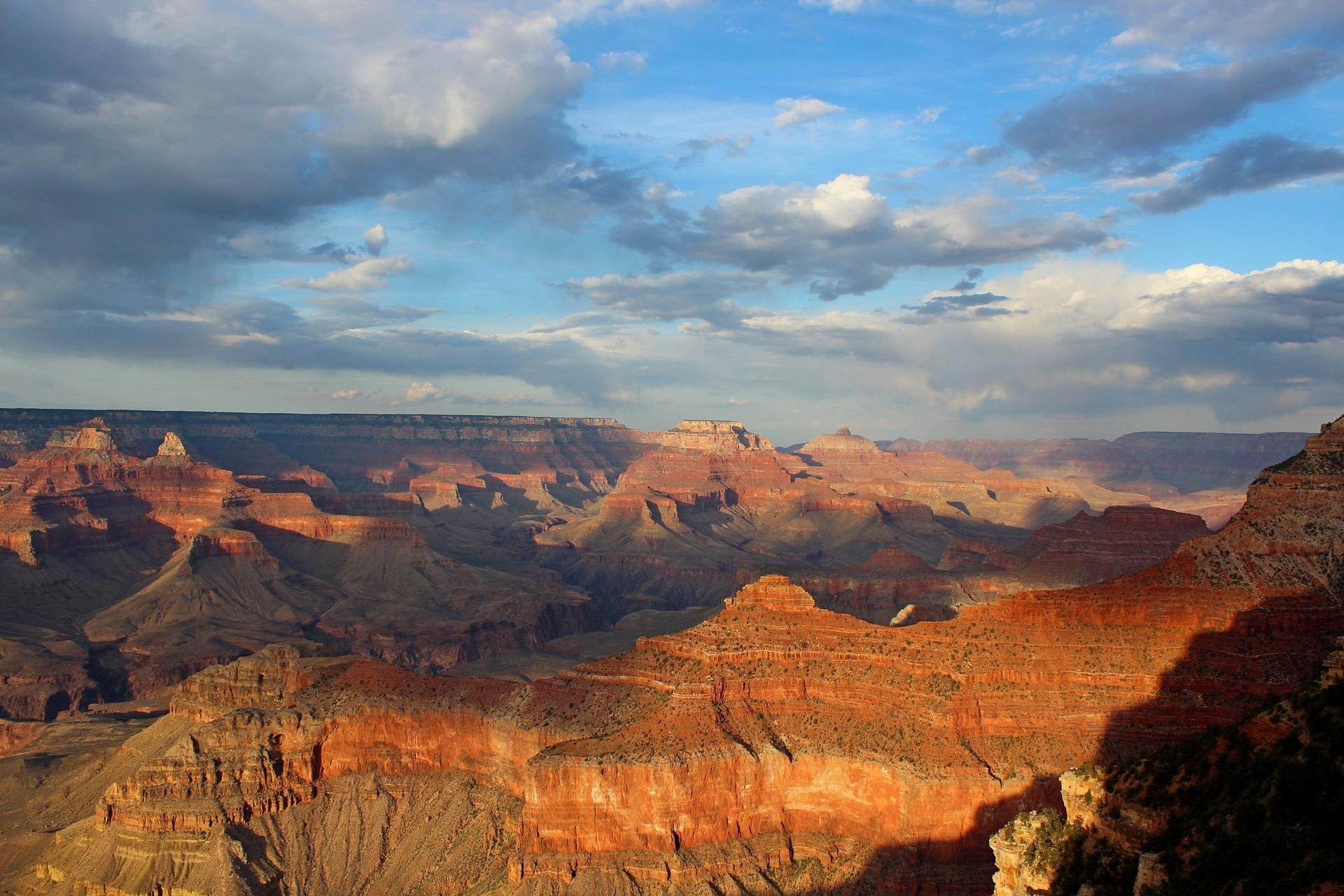 Oplev Grand Canyon med et billigt rejselån i dag