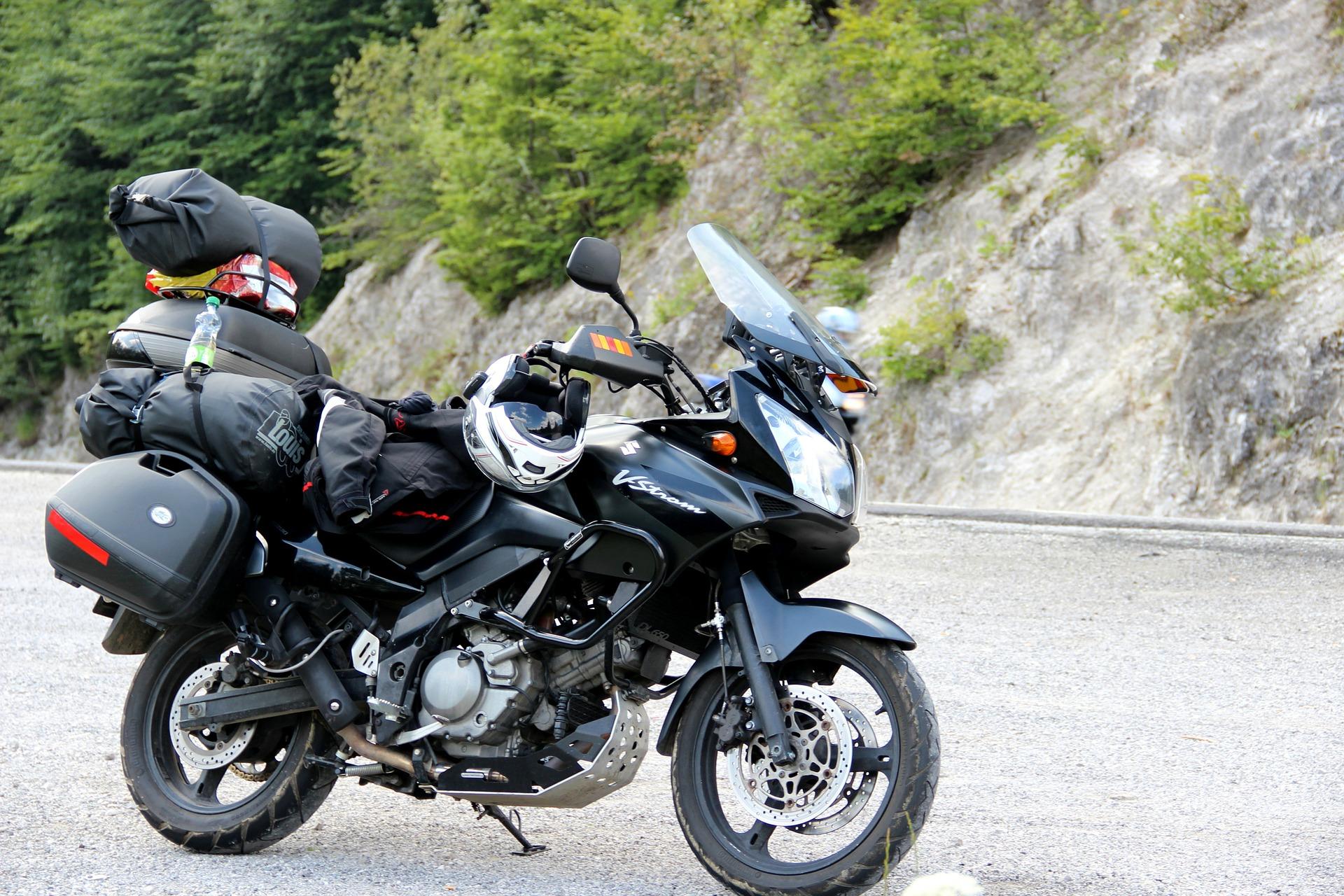 Tag på en motorcykelferie med et lynlån til en god pris