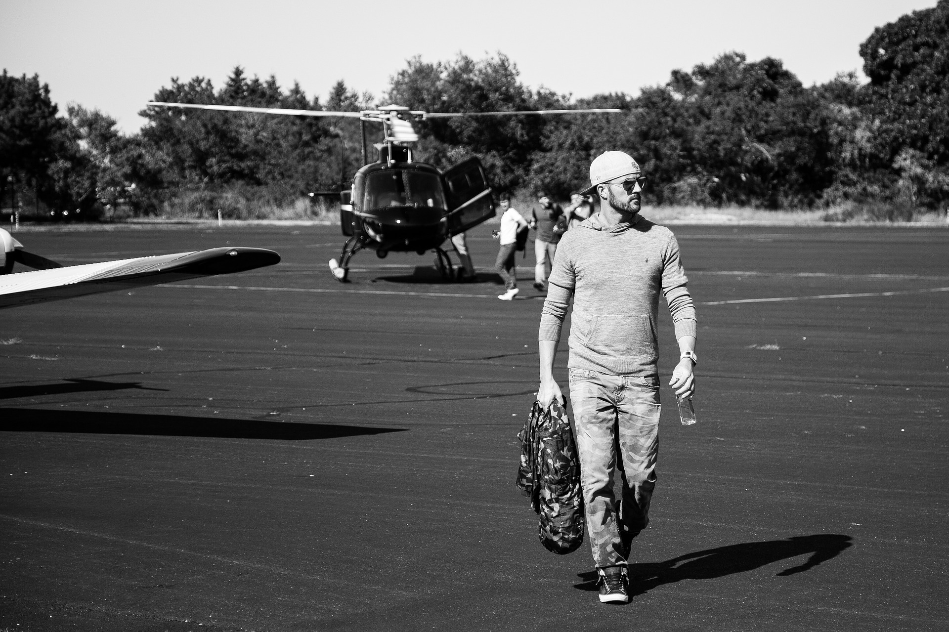 Lån penge til et helikoptercertifikat