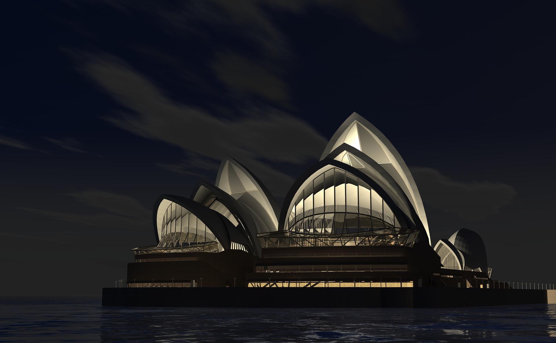 Oplev fantastiske Sydney med et billigt rejselån