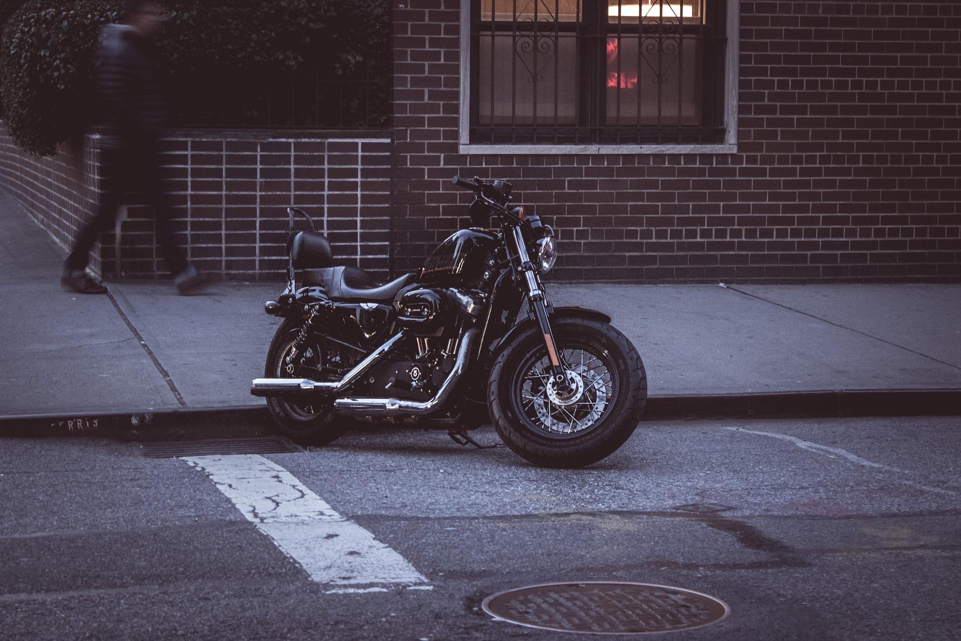 Køb en motorcykel med et godt lån i dag