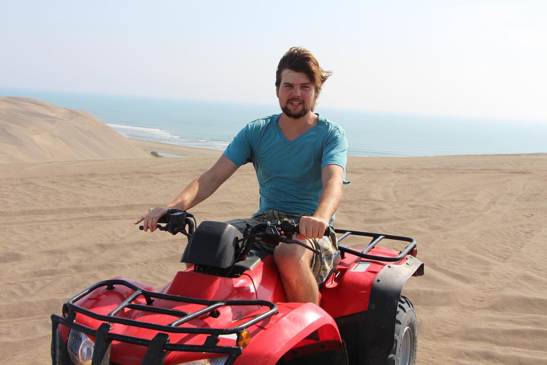 Køb en ATV i dag med et hurtigt lån